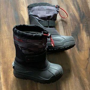 Boys Columbia Snow Boots